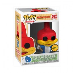 Figurine Pop Cartoons Woody Woodpecker Woody Edition Limitée Chase Funko Boutique Geneve Suisse