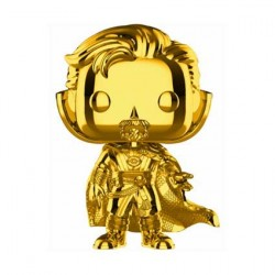 Figur Pop Marvel Studios 10 Anniversary Doctor Strange Chrome Limited Edition Funko Geneva Store Switzerland