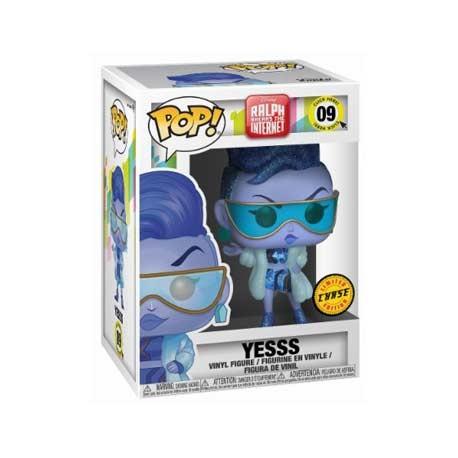 Figurine Pop Disney Wreck it Ralph 2 Yesss Chase Edition Limitée Funko Boutique Geneve Suisse