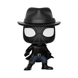 Figurine Pop Marvel Animated Spider-Man Noir Funko Boutique Geneve Suisse
