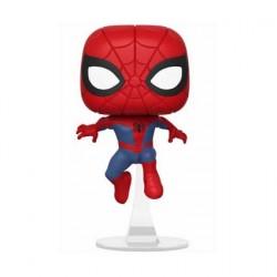 Figurine Pop Marvel Animated Spider-Man Peter Parker Funko Boutique Geneve Suisse