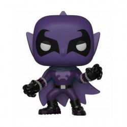 Figurine Pop Marvel Animated Spider-Man Prowler Funko Boutique Geneve Suisse