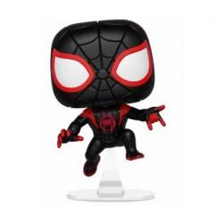 Figur Pop Marvel Animated Spider-Man Black Suit Miles Morales Funko Geneva Store Switzerland
