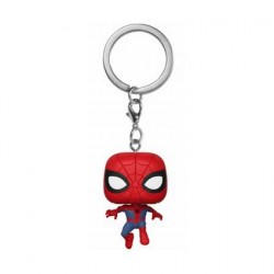 Figurine Pop Pocket Porte Clés Marvel Animated Spider-Man Peter Parker Funko Boutique Geneve Suisse