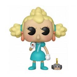 Figur Pop Games Cuphead Sally Stageplay Funko Geneva Store Switzerland