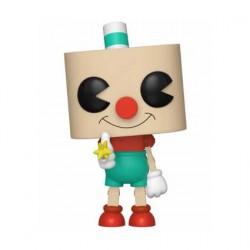 Figur Pop Games Cuphead Cuppet Funko Geneva Store Switzerland