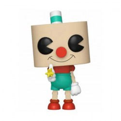 Figurine Pop Games Cuphead Cuppet Funko Boutique Geneve Suisse