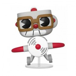 Figur Pop Games Cuphead Cuphead in Aeroplane Funko Geneva Store Switzerland