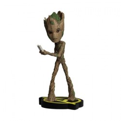 Figurine Marvel Avengers Infinity War Groot Head Knocker Neca Boutique Geneve Suisse