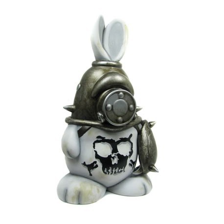 """Figur Nemo Haremungous White by Tsuchiya Mike """"Nemo"""" Mendez Divers Geneva Store Switzerland"""