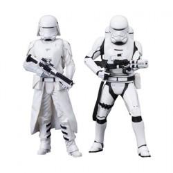 Figuren Star Wars The Force Awakens First Order Snowtrooper & Flametrooper Artfx+ Kotobukiya Genf Shop Schweiz