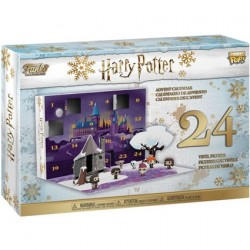 Figurine Pop Pocket Harry Potter Calendrier de l'Avent (24 pcs) Funko Boutique Geneve Suisse