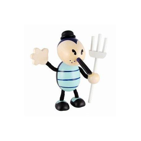 Figur Hell's Proprietor by Glenn Barr Ningyoushi Geneva Store Switzerland