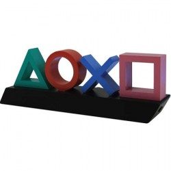 Figurine Lampe Led Playstation Icons Boutique Geneve Suisse
