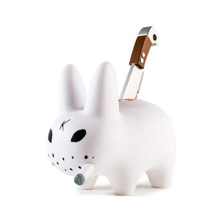 Figur Smorkin Labbit Backstab by Frank Kozik Kidrobot Geneva Store Switzerland