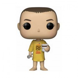 Figurine Pop TV Stranger Things Eleven in Burger Tee (Rare) Funko Boutique Geneve Suisse
