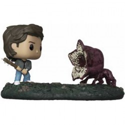 Figurine Pop Stranger Things Movie Moments Steve vs Demodog (Rare) Funko Boutique Geneve Suisse
