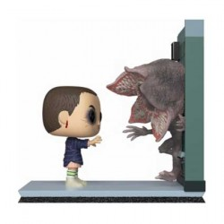 Figurine Pop TV Stranger Things Movie Moments Eleven and Demogorgon Funko Boutique Geneve Suisse