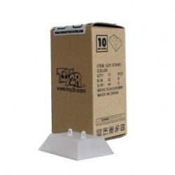 Figur Présentoirs Transparents pour Qee Toy2R Geneva Store Switzerland
