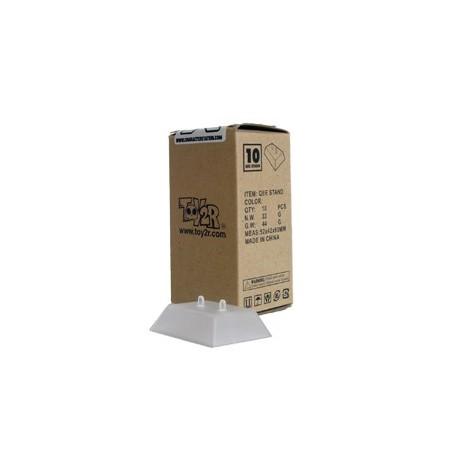Figurine Présentoirs Transparents pour Qee Toy2R Boutique Geneve Suisse