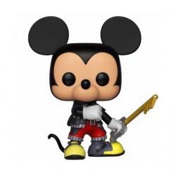 Figurine Pop Disney Kingdom Hearts 3 Mickey Funko Boutique Geneve Suisse