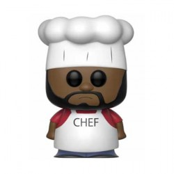 Pop Cartoons South Park Chef