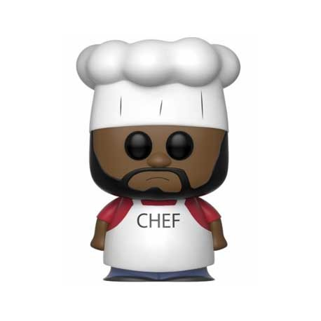 Figur Pop Cartoons South Park Chef Funko Geneva Store Switzerland