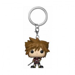 Figurine Pop Pocket Porte Clés Kingdom Hearts 3 Sora Funko Boutique Geneve Suisse