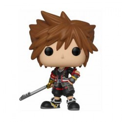 Figuren Pop Disney Kingdom Hearts 3 Sora Funko Genf Shop Schweiz