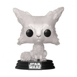 Figurine Pop Star Wars The Last Jedi W2 Vulptex Crystalline Fox (Rare) Funko Boutique Geneve Suisse