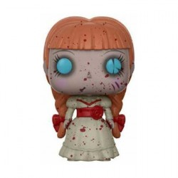Figurine Pop The Conjuring Annabelle Blood Edition Limitée Funko Boutique Geneve Suisse