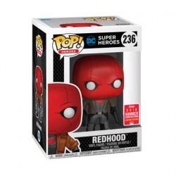 Figurine Pop SDCC 2018 DC Super Heroes Red Hood Edition Limitée Funko Boutique Geneve Suisse