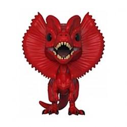 Figurine Pop Jurassic Park Red Dilophosaurus Edition Limitée Funko Boutique Geneve Suisse