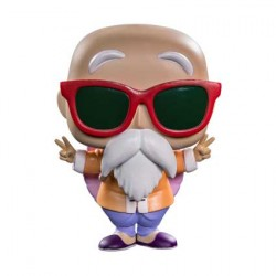 Figuren Pop Dragon Ball Z Master Roshi Peace Sign Limitierte Auflage Funko Genf Shop Schweiz