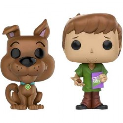 Figurine Pop Scooby-Doo and Shaggy 2-Pack Edition Limitée Funko Boutique Geneve Suisse