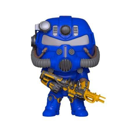 Figur Pop Fallout T-51 Power Armor Vault Tec Limited Edition Funko Geneva Store Switzerland