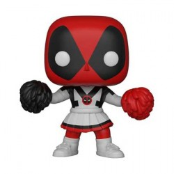 Figur Pop Marvel Deadpool Cheerleader Limited Edition Funko Geneva Store Switzerland
