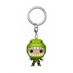 Figurine Pop Pocket Porte Clés Fortnite Rex Funko Boutique Geneve Suisse