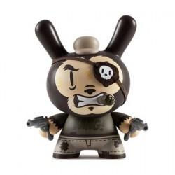 Figurine Dunny 12.5 cm Jack Sepia par Shiffa Kidrobot Boutique Geneve Suisse