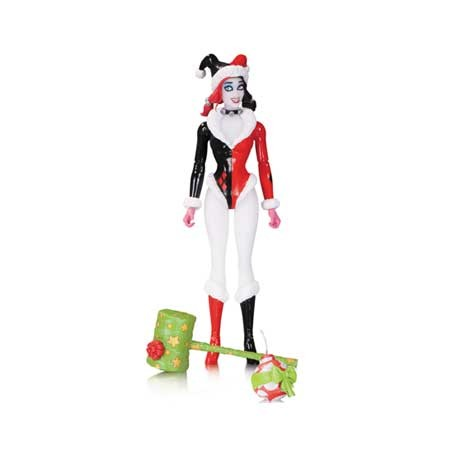Figurine DC Comics Holiday Harley Quinn par Amanda Conner Diamond Direct Boutique Geneve Suisse