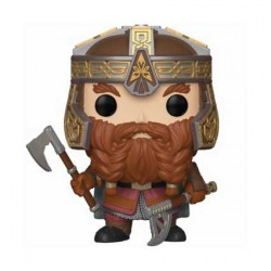 Figurine Pop Movie Lord of the Rings Gimli (Rare) Funko Boutique Geneve Suisse