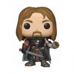 Figurine Pop Movie Lord of the Rings Boromir Funko Boutique Geneve Suisse