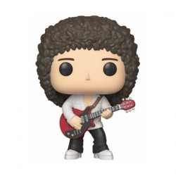 Figurine Pop Music Queen Brian May (Rare) Funko Boutique Geneve Suisse