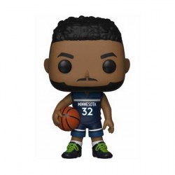 Figurine Pop Basketball NBA Timberwolves Karl-Anthony Towns Funko Boutique Geneve Suisse