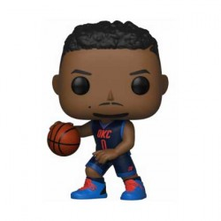 Figurine Pop NBA Thunder Russell Westbrook Funko Boutique Geneve Suisse