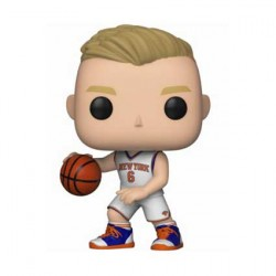 Figurine Pop Basketball NBA Knicks Kristaps Porzingis Funko Boutique Geneve Suisse