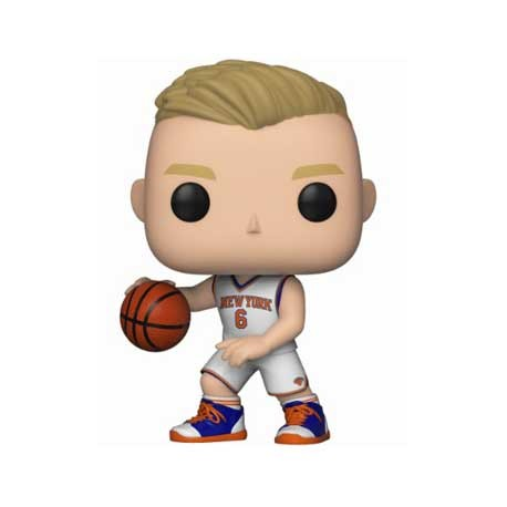 los angeles cbd16 4cb9a Toys Pop NBA Knicks Kristaps Porzingis Funko Swizerland Geneva Store