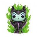 Pop Disney Maleficent Phosphorescent Green Flame Chase Edition Limitée