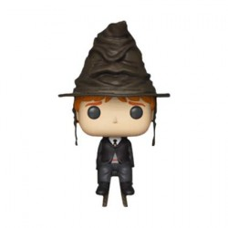 Figurine Pop Harry Potter Ron Weasley with Sorting Hat Edition Limitée Funko Boutique Geneve Suisse