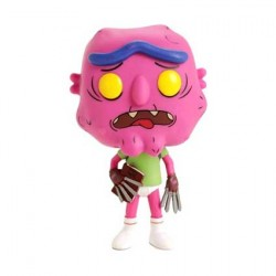 Pop Rick and Morty Scary Terry No Pants Edition Limitée
